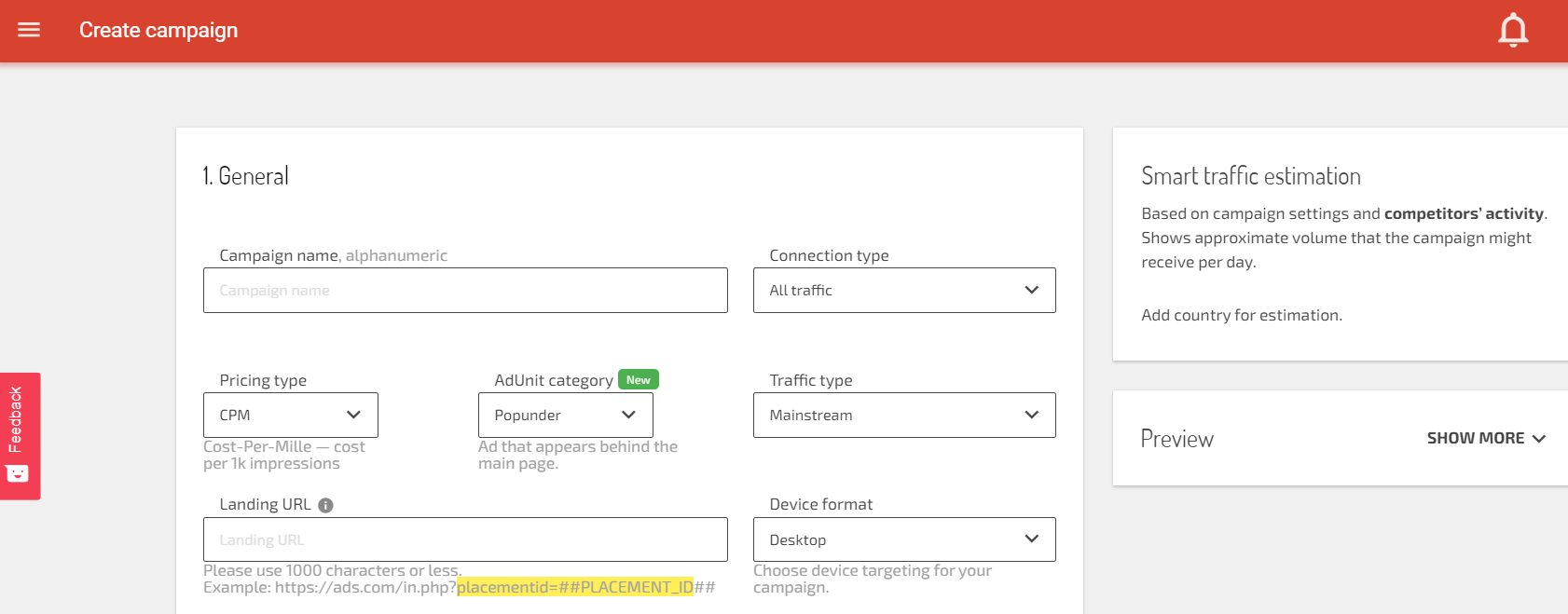 How to start tracking all traffic sources with Adsterra