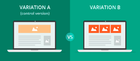 Variation A vs Variation B
