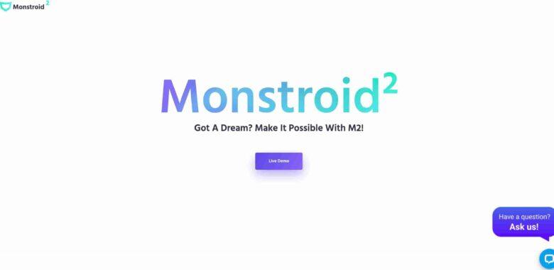 Monstroid WP theme demo