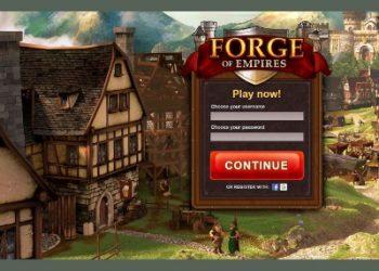 Forge of Empires_Social Bar offer October