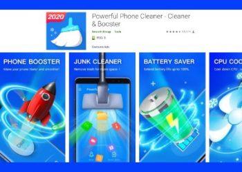 Phone Cleaner Advertising Offer