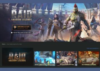 RAID Gaming offer Adsterra