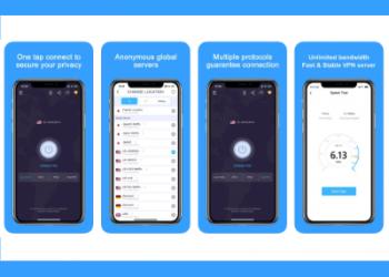 Social Bar offer_Super VPN