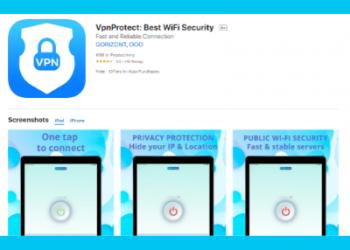 Social Bar_VPN Protect
