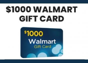 Web Push_Walmart gift card offer